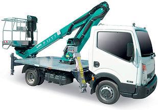Alquiler Plataforma Elevadora Camion