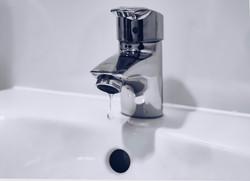 Changement robinet salle de bain