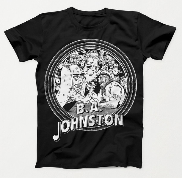 B.A. Johnston