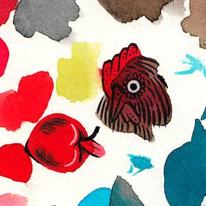 Apple, Hen