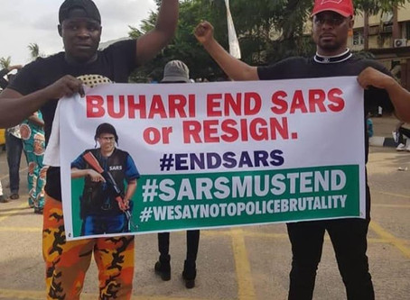 SUPPORT AFRICAN STUDENT ACTIVISTS IN NIGERIA