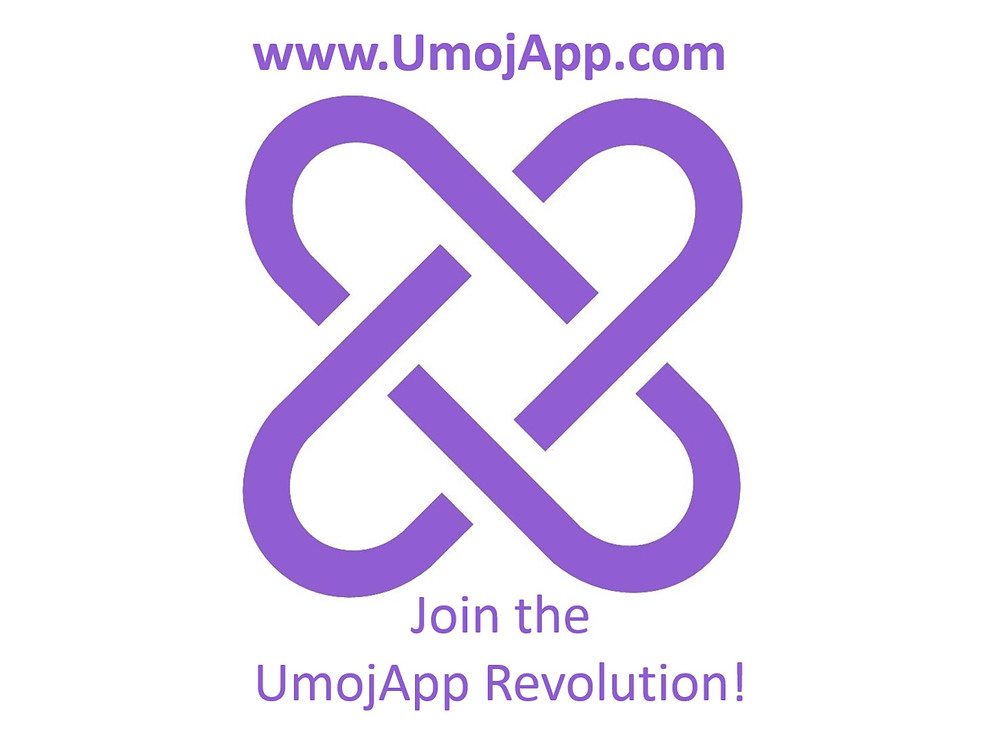 Stay in the loop and get the latest news, chat and events when you DOWNLOAD UmojApp!