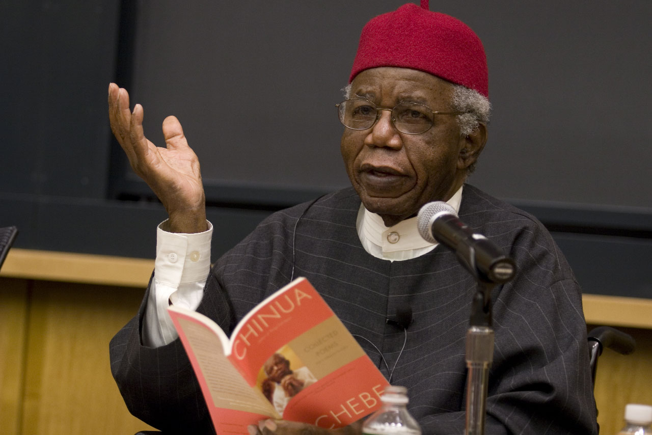 African Author