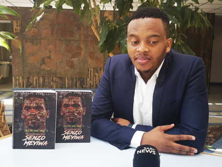 Author of Senzo Meyiwa book fears for his life