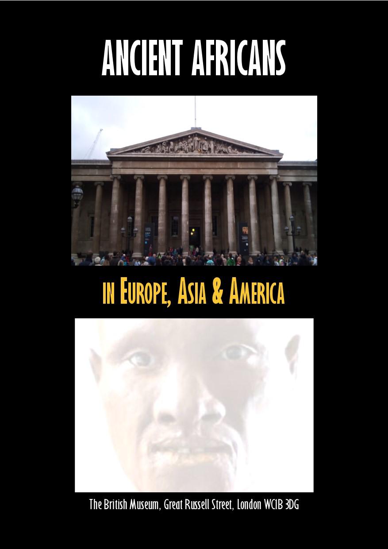 Ancient Africans Tour Brochure