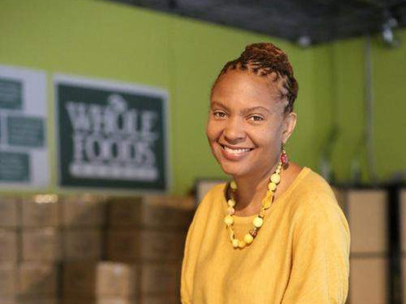 THIS DOCTOR IS WORKING WITH WHOLE FOODS TO CREATE NUTRITIONAL CLASSES FOR AFRICAN AMERICANS AMID COV