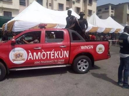 Amotekun May Be Nigeria's Moment of Truth
