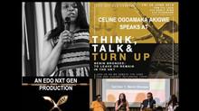 Think, Talk & Turn Up
