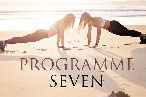 Programme Seven