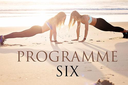 Programme Six