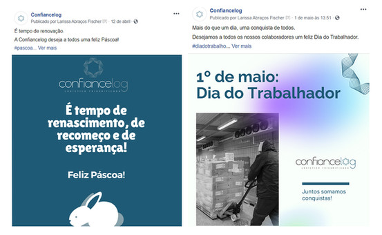 Redes Sociais/ Reformulação FanPage