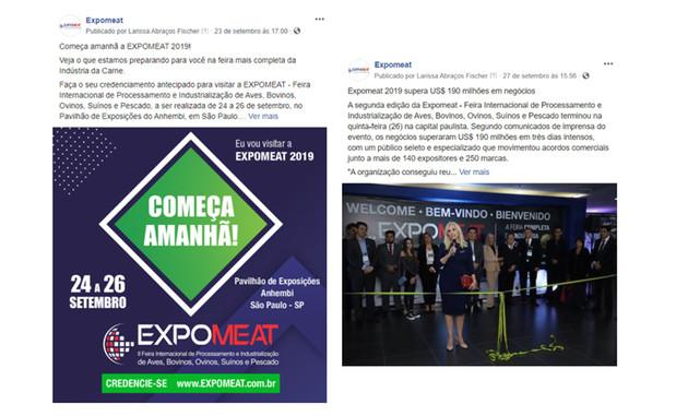 Redes Sociais/Campanhas