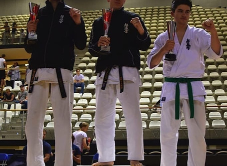 NK Full Contact Karate in Almere 2018