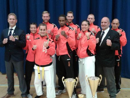 NKA succesvol op British Open