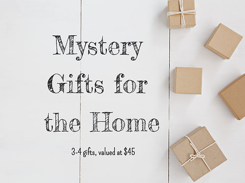 Mystery Gifts for the Home
