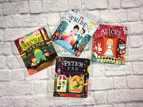 Lit for Little Hands - Classic Stories Collection - Board Books