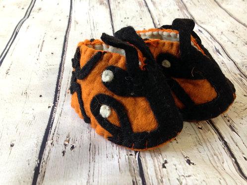 Monarch Zootie Booties - Infant