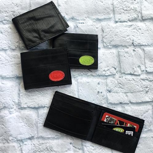Revved Up Bifold Wallet