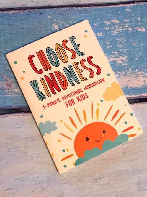 Choose Kindness Kids Devotional + Kind Lips Balm