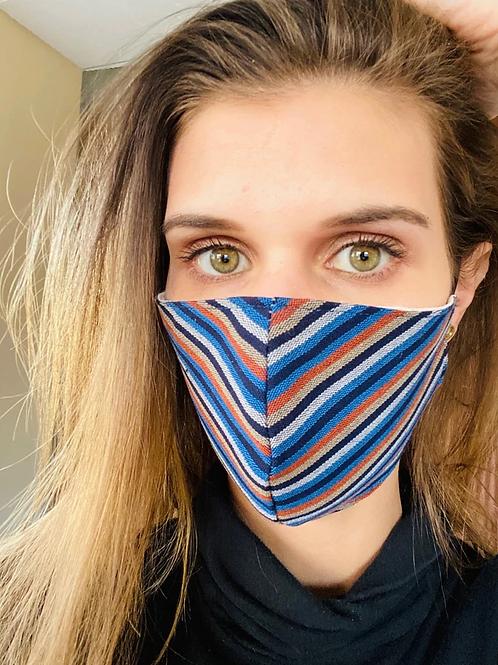 Organic Cotton Face Masks - Adult