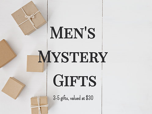 Men's Mystery Gifts