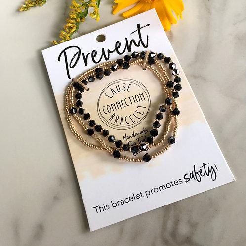 Prevent - Cause Connection Bracelet