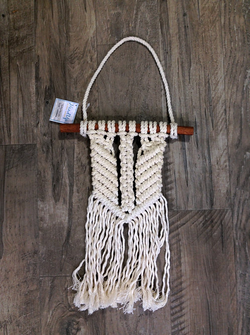Intricate Macrame Wall Hanging
