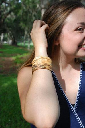Horn Cuff Bracelet by Atelier Calla