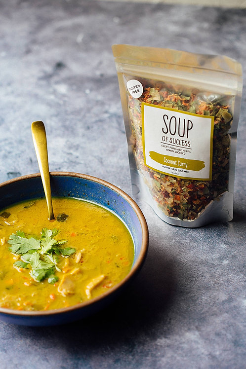 Coconut Curry Soup Mix