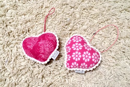 Heart Song Ornaments