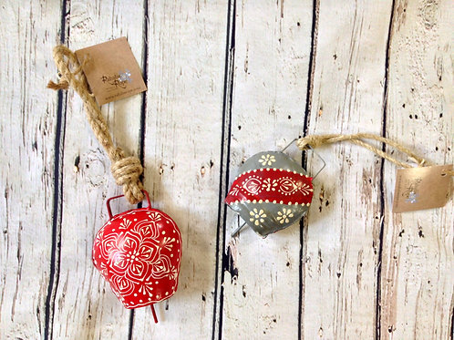 Hand-Painted Bells