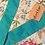 Thumbnail: Handmade Cotton Robe - Sugar Linen Petals