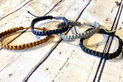 Men's Simple Macrame Bracelets