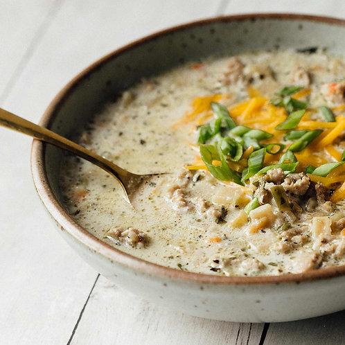 Hearty Potato Soup Mix