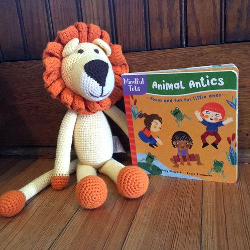 Mindful Tots -Animal Antics
