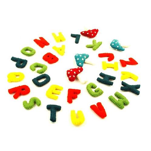 Alphabet Garland - Bold