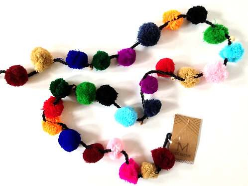 Gum Ball Garland