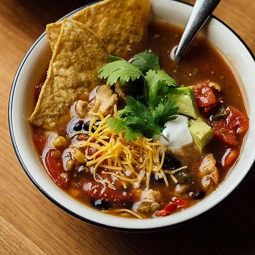 Spicy Tortilla Soup Mix