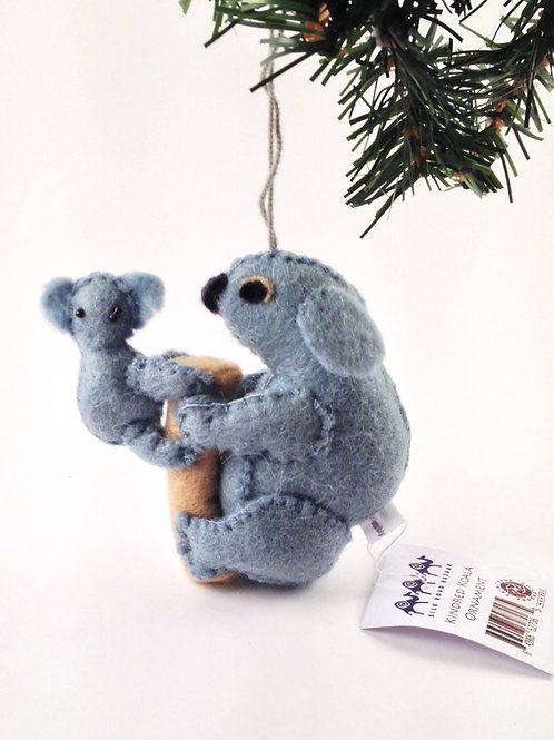 Kindred Koala Ornament