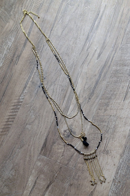Long Story Necklace