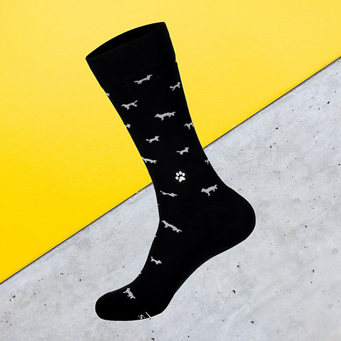 Socks that Save Dogs - Sable