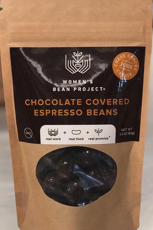 Chocolate-Covered Espresso Beans