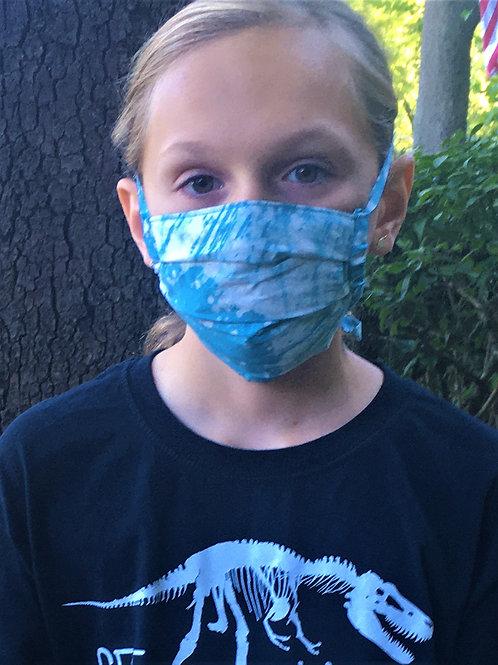 Organic Cotton Adjustable Face Masks - CHILDREN