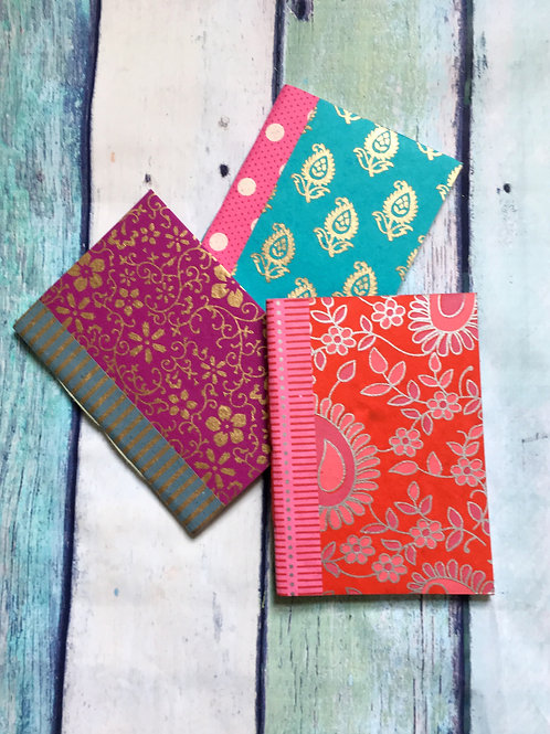 Tree-Free Travel Journals - Set of 3