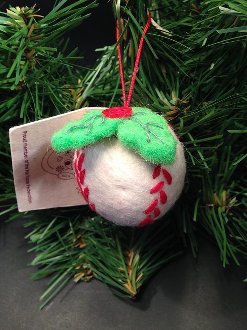 Sporty Ornaments