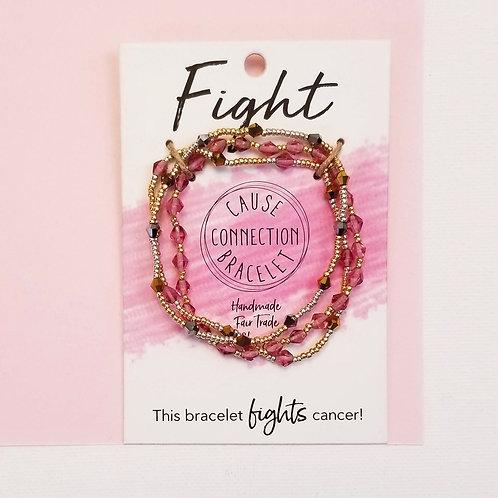 Fight - Cause Connection Bracelet