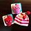 Thumbnail: Heart Tasseled Hat & Heart Rattle Bundle