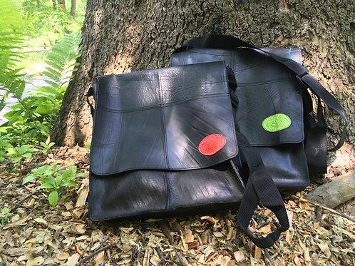 Revved Up Messenger Bag