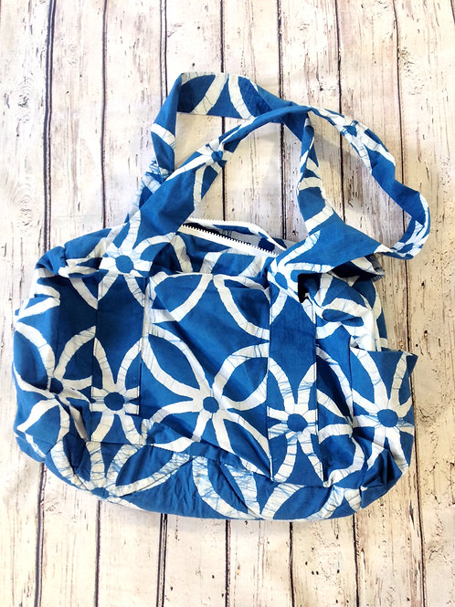 Unity Diaper Bag - Indigo