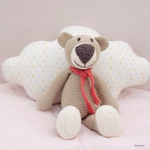 Atty the Bear - Beige